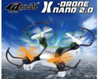 Quadcopter X-Drone 2.0 Nano drón fekete szinben